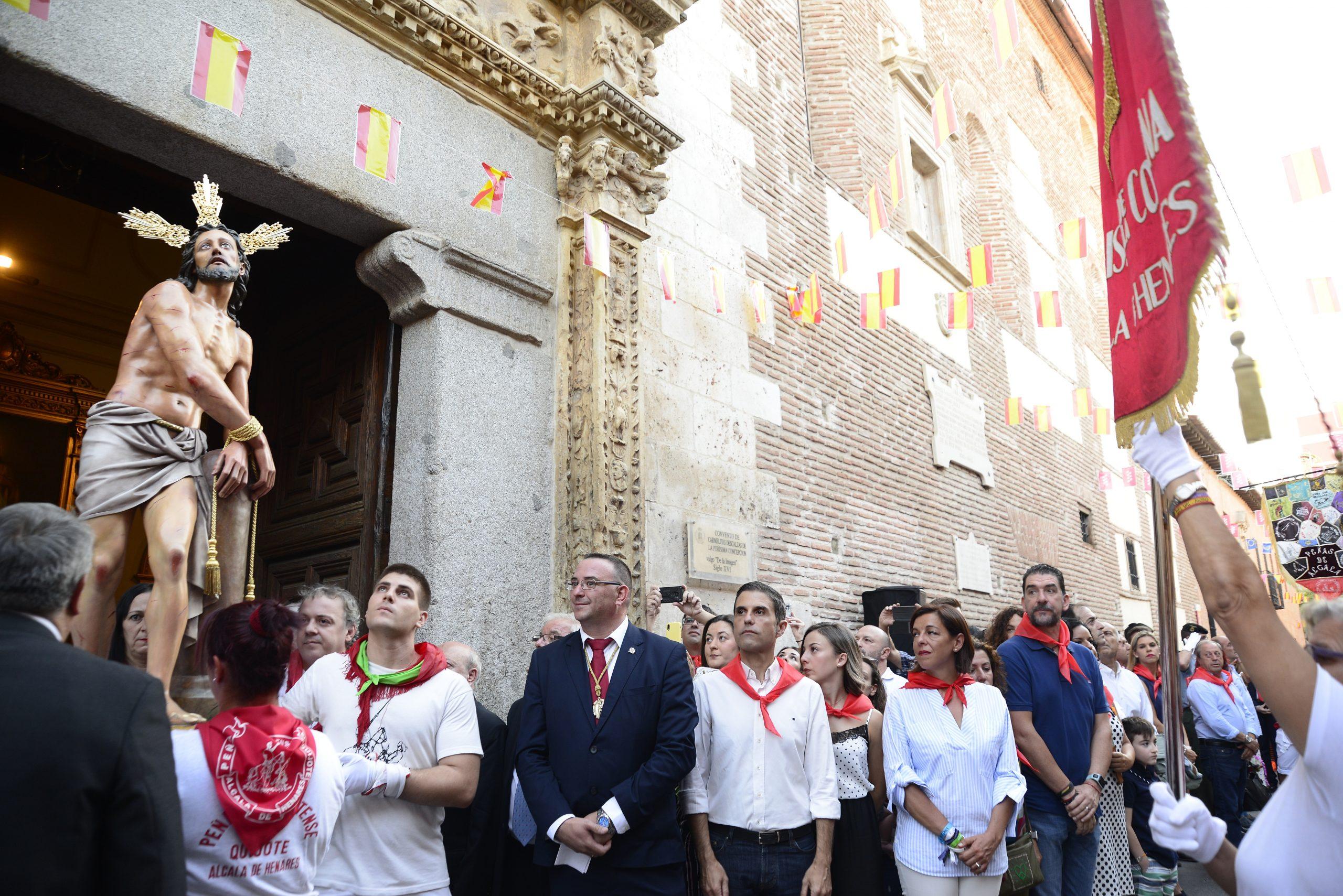 Ferias Y Fiestas De Alcalá De Henares Festejos